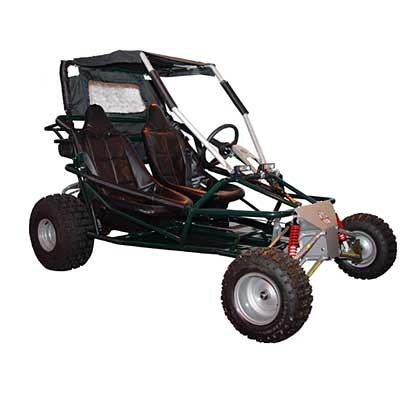 Yerf-Dog Go-Kart #42105